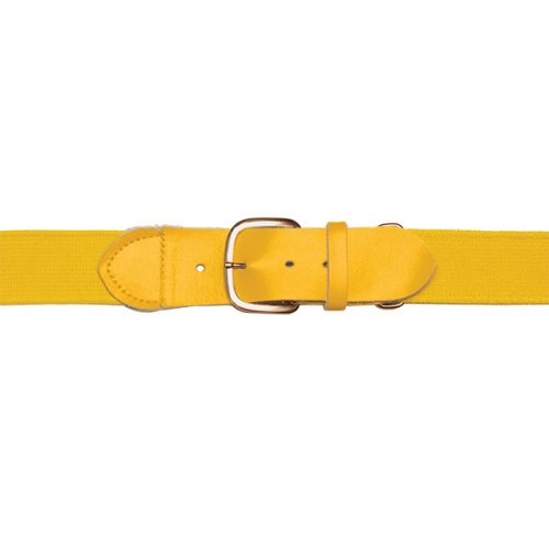 Champion Sports UBYGD Youth Baseball & Softball Uniform Belt Gold
