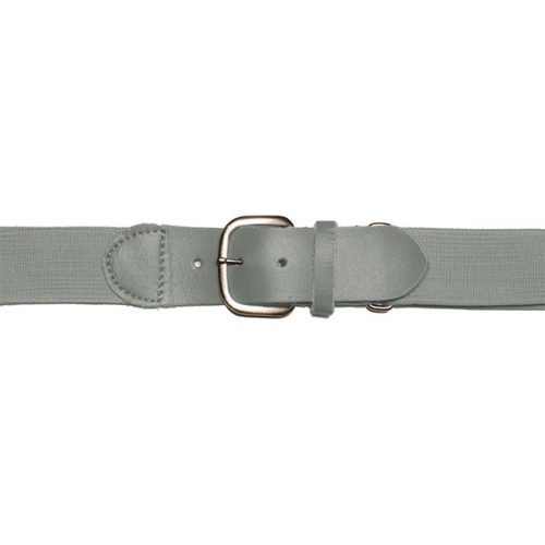 Champion Sports UBYGY Youth Baseball & Softball Uniform Belt Gray