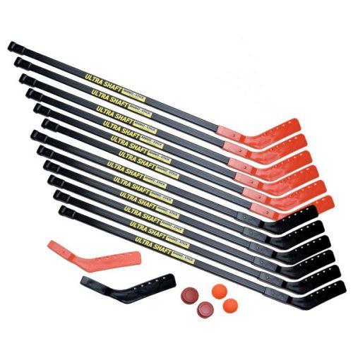 Champion Sports US47SET 47 in. Ultra Shaft Hockey Set