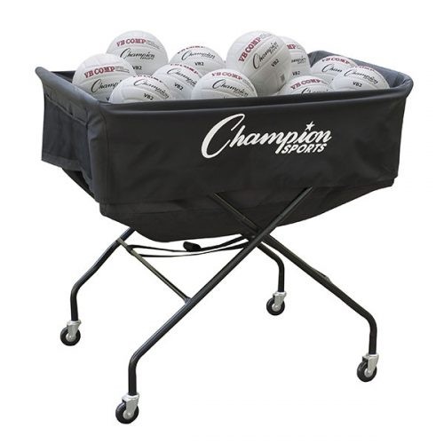 Champion Sports VC500PRO Mammoth Volleyball Cart