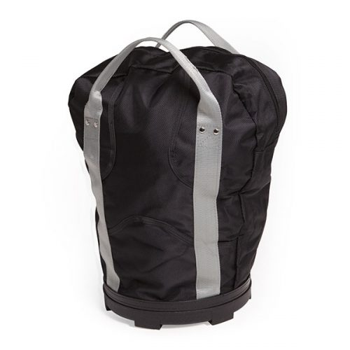 Champion Sports XLB Lacrosse Ball Bag Black & Gray