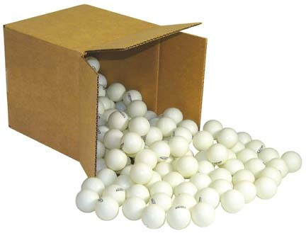 Champion Table Tennis Ball - 2 Sets of 12 Dozen (288 Balls Total)