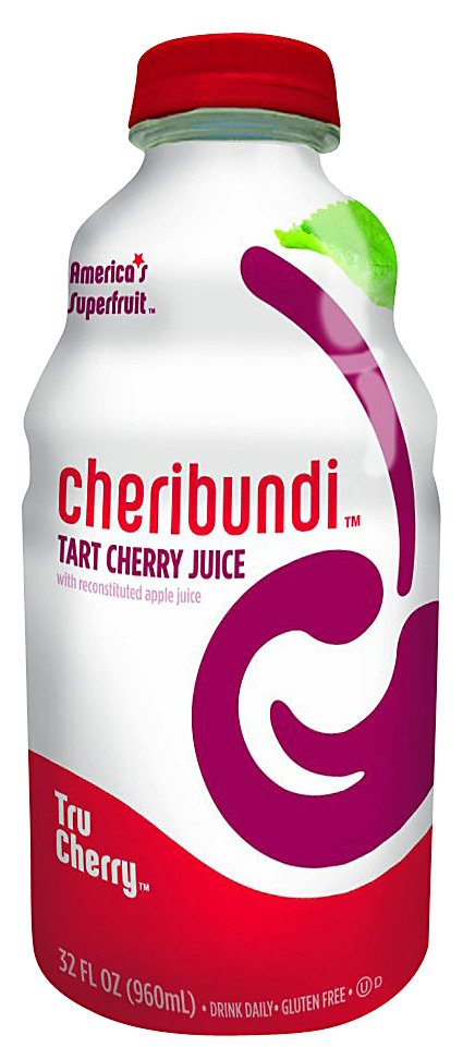 Cheribundi Tru Cherry Juice 32 Oz -Pack of 6