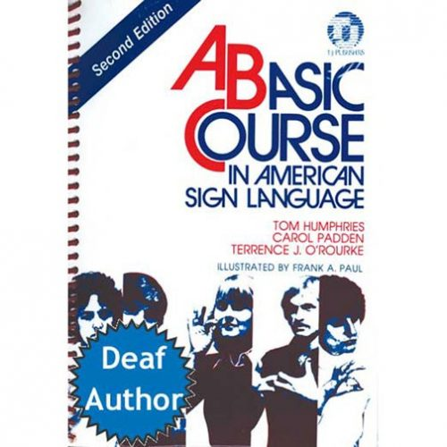 Cicso Independent B100 A Basic Course in American Sign Language