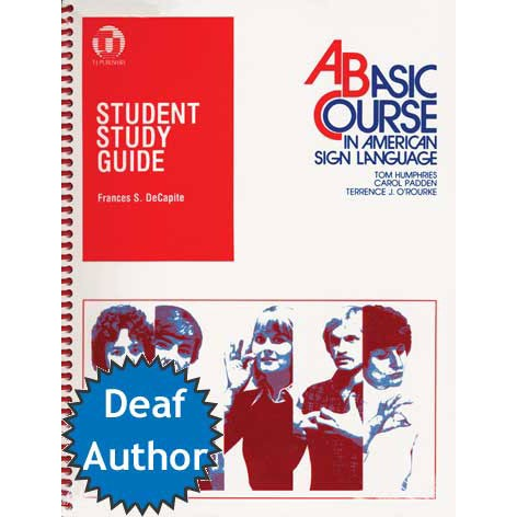 Cicso Independent B101 A Basic Course in American Sign Language Study Guide