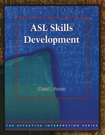 Cicso Independent BDVD195 Effective Interpreting - ASL Skills Development Study Set