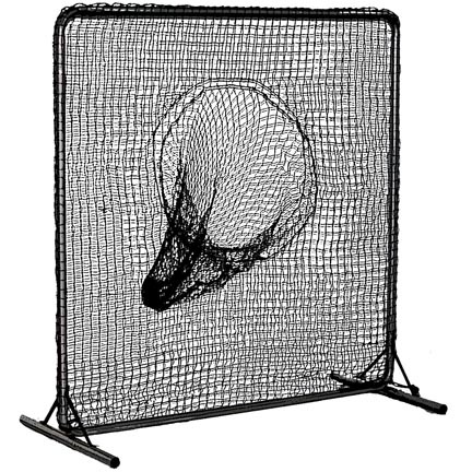 Cimarron 7' x 7' Baseball / Softball Frame with #42 Replacement Sock Net