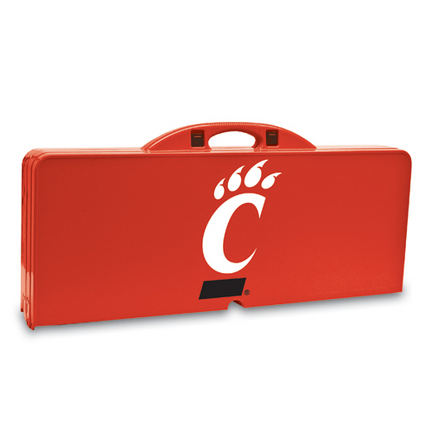 Cincinnati Bearcats Folding Picnic Table