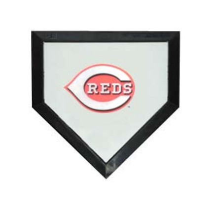 Cincinnati Reds Licensed Authentic Pro Home Plate from Schutt