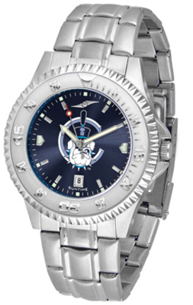 Citadel Bulldogs Competitor AnoChrome Men's Watch with Steel Band