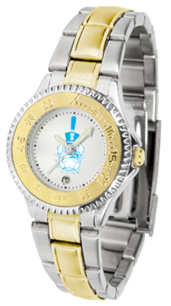 Citadel Bulldogs Competitor Ladies Watch with Two-Tone Band