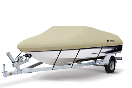 Classic Accessories DryGuard™ Waterproof Boat Cover (Model A)