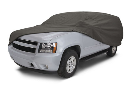 Classic Accessories OverDrive™ PolyPRO™ 3 Auto Cover (Fits Full Size SUVs / Pickup Trucks)