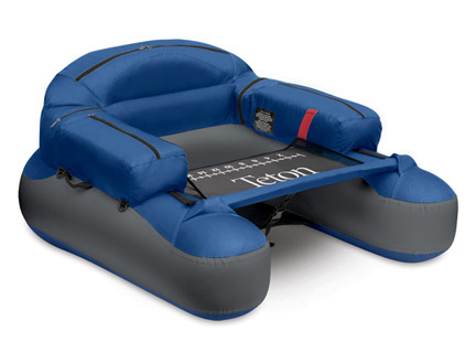 Classic Accessories Teton Float Tube / Pontoon (Blue / Gray)