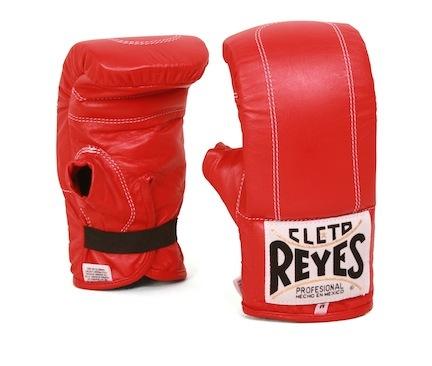 Cleto Reyes White Bag Gloves (X-Large) - 1 Pair