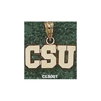 """Cleveland State Vikings """"CSU"""" Lapel Pin - 10KT Gold Jewelry"""