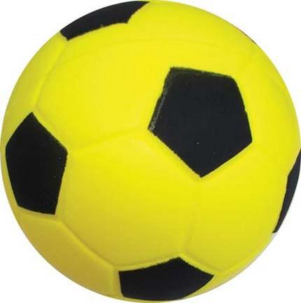Coated High-Density Foam Soccer Ball (Set of 6)