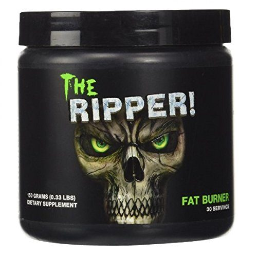 Cobra Labs 8660014 The Ripper Weight Loss Supplement Raspberry Lemon - 30 Serving