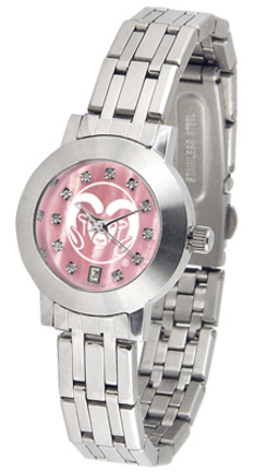 Colorado State Rams Dynasty Ladies Watch with Mother of Pearl Dial