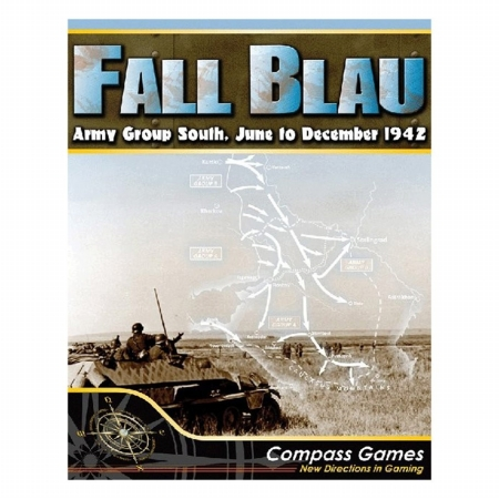 Compass Games CPA1030 Fall Blau-Army Group South June to Dec