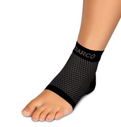 Complete Medical 1488C DCS Plantar Fasciitis Sleeve for Mens 13 Extra Large - Black