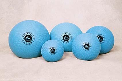 Complete Set of ExBalls Medicine Balls