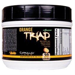 Controlled Labs 3770083 Orange Triad Plus Green Orange 30 Serving