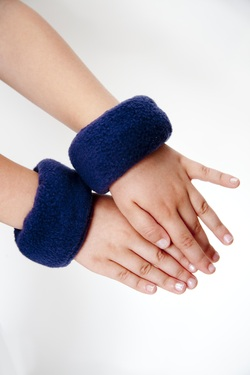 Covered in Comfort Wrist Weights