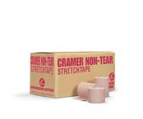 "Cramer 3"" Non-Tear Stretch Tape - Case of 16 Rolls"