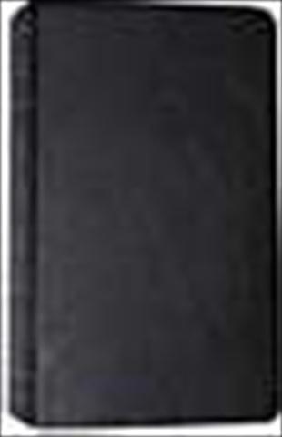 Crossway Books 642440 Esv Study Bible Black Genuine