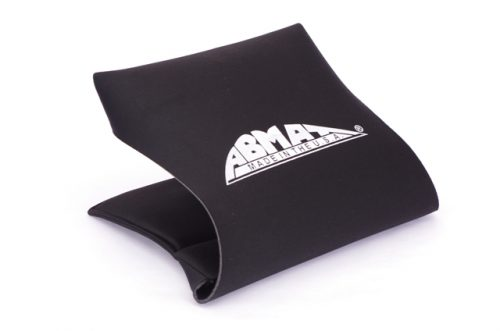 Custom Product Innovations ABM510401400 Body Core Wrap Guard Black