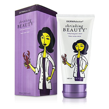 DERMAdoctor 190149 Shrinking Beauty Body Beautiful Lotion 165 ml-5.5 oz