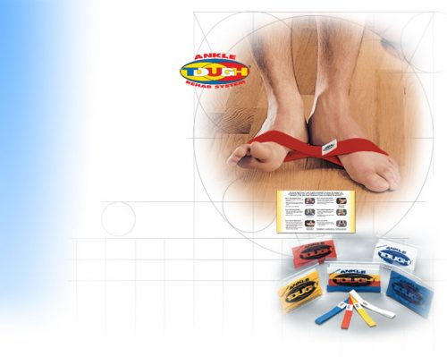 DM Systems 20831727009816 AnkleTough Rehab System - Qty of 6