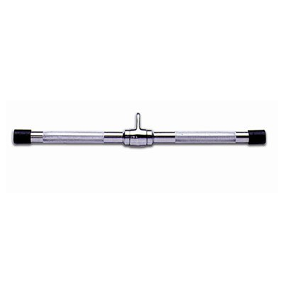 Deluxe Straight Bar Attachment - Sold as single dumbbell