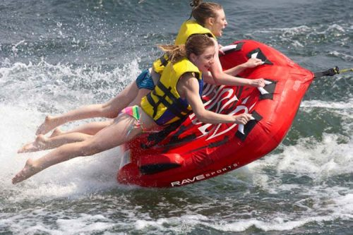 Diablo Towable Water Tube / Inflatable