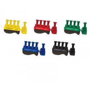 Digi-Flex 10-3769 Fitness Hand Exerciser with No Rack - Set of 5