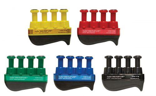 Digi-Flex 10-3797 Fitness Hand Exerciser - Set of 5