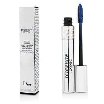 Dior 89989 Show Iconic High Definition Lash Curler Mascara - Navy Blue