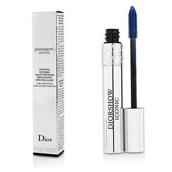 Dior 89989 Show Iconic High Definition Lash Curler Mascara - Navy Blue