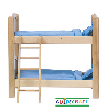 Doll Bunk Bed (Natural)