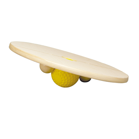 Dr Ron R Romero CBB101 Extreme Board with 2 Wood & 1 Small & Large Yellow Balls