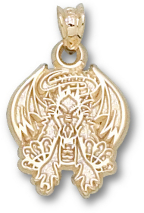 "Drexel Dragons ""Dragon"" Pendant - 10KT Gold Jewelry"