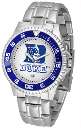 Duke Blue Devils Competitor Watch with a Metal Band