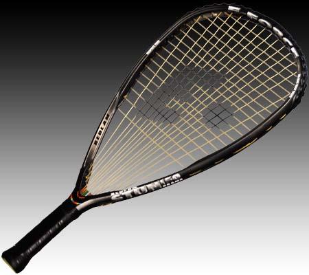 """E-Force Bedlam Stun Racquetball Racquet (150 grams 5/8"""" Grip)"""