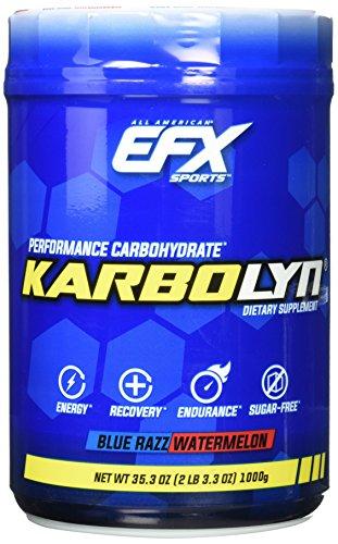 EFX Sports 5260056 2.2 lbs EFX Karbolyn Blue Razz Watermelon