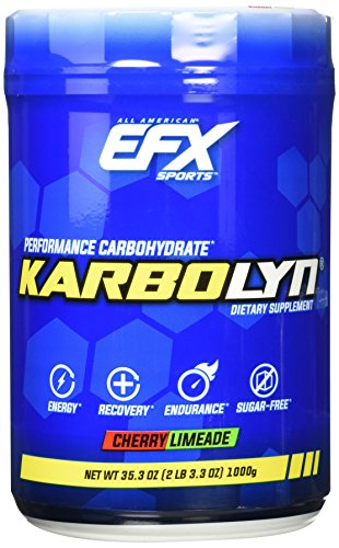 EFX Sports 5260057 2.2 lbs Karbolyn Cherry Limeade