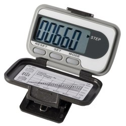 EKHO PED-03-00006 3 x 4 Three Pedometer