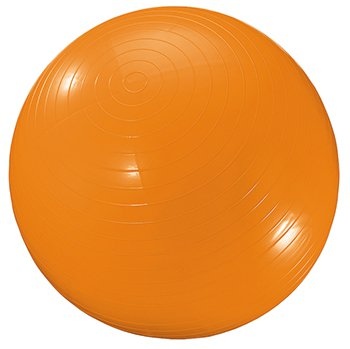 EXERCISE BALL 34IN ORANGE