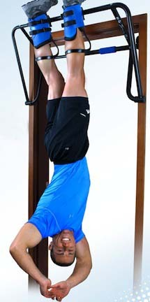 EZ-Up™ Inversion and Chin-Up Rack