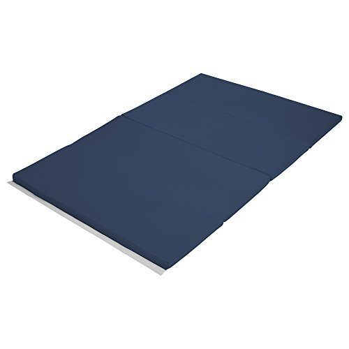 Early Childhood Resources ELR-12206-NV 4 x 6 in. SoftZone Runway Tumbling Mat Navy